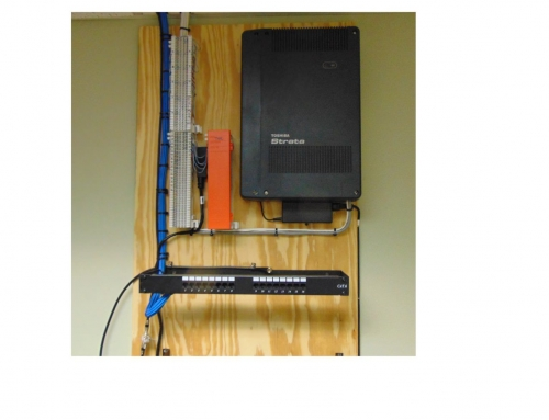 Timberline 1 Cat 5e Cabling System